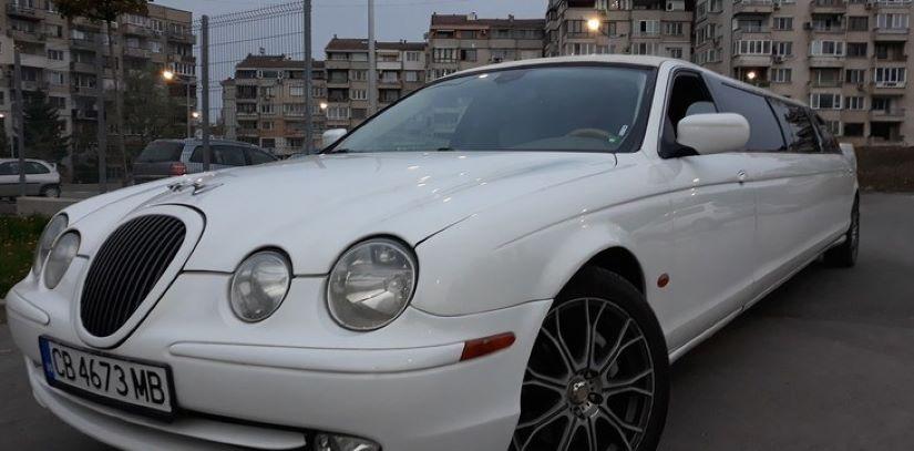 лимузина jaguar