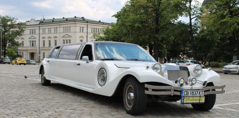 лимузина Beverly Vintage