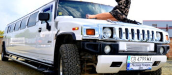 лимузина Hummer SR